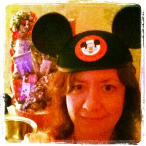 Disney party at Type A Conference