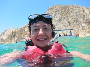 Snorkeling with Terramar Destinations in Cabo San Lucas