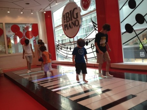 Big Piano at FAO Schwarz
