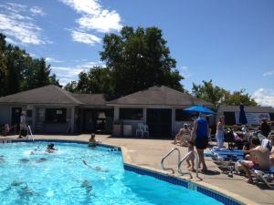 Grand Traverse Shores pool