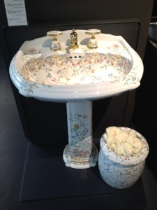Sink at Kohler Design Center