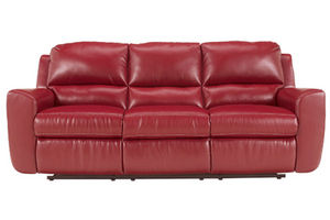 Gardner White Red Couch
