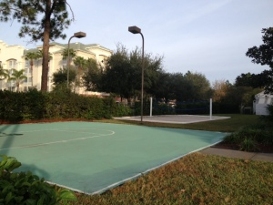 Embassy Suites Lake Buena Vista Basketball