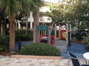 Embassy Suites Lake Buena Vista playground