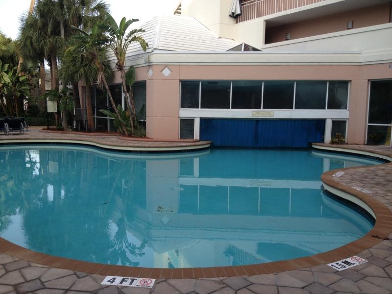 Embassy Suites Lake Buena Vista Pool