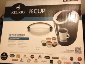 Keurig Special Edition