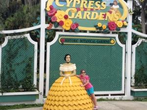 Legoland Florida Cypress Gardens