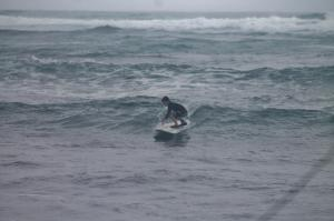 Surf lesson in Oahu
