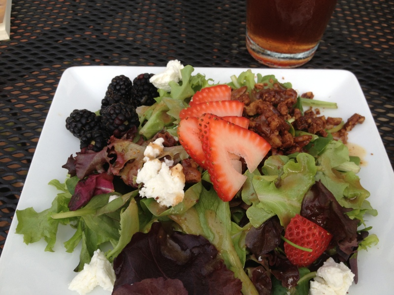 Northern Michigan Seasonal Salad