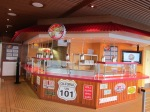 Guy's  Burger Bar on Carnival Breeze