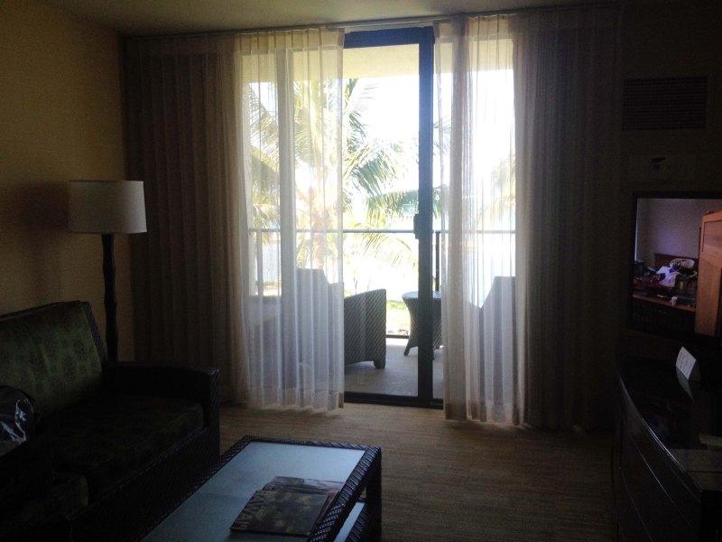 Waikoloa Marriott room