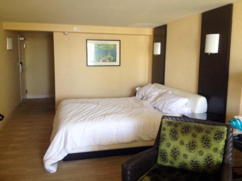 Waikoloa Marriott hotel room