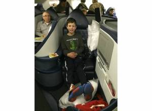 Delta lay flat seats to Europe